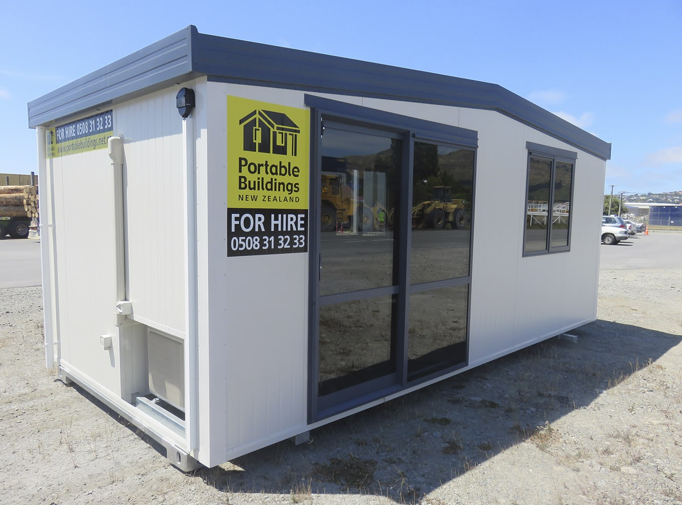 6x3m Commercial Office