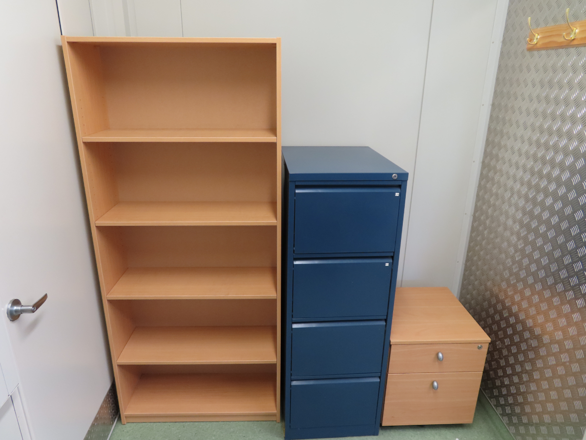Bookcases, Shelves and Filling Cabinets